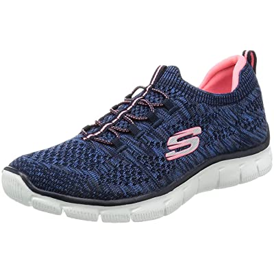 Skechers Women's Sneakers Navy/Pink | Fashion Sneakers