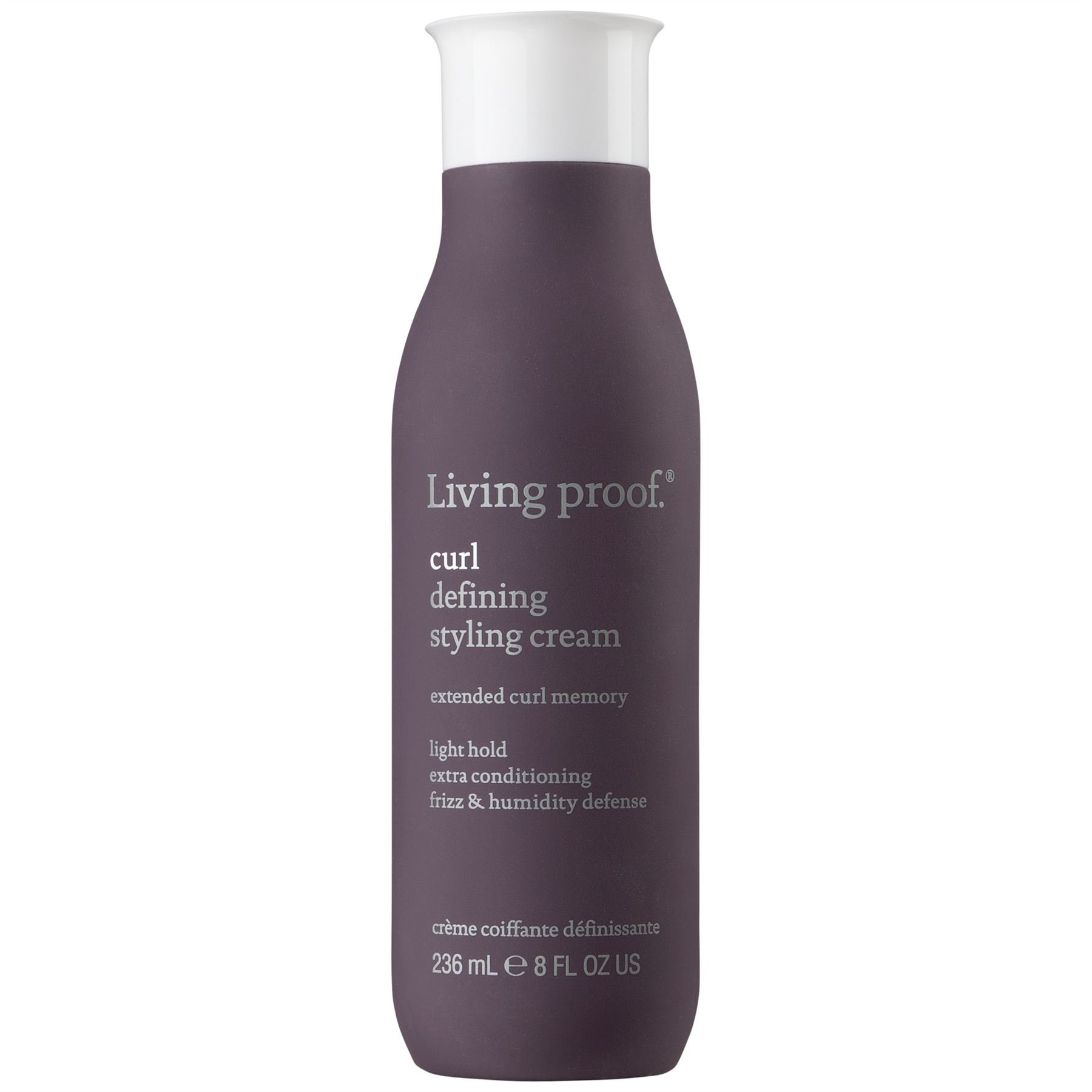 Living Proof Curl Defining Styling Cream 236ml (PACK OF 4)