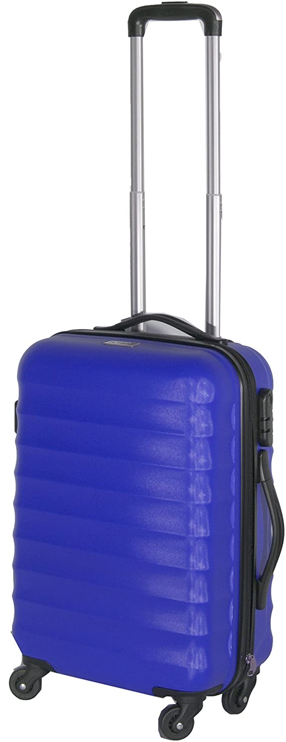 All Bags 6066, Valise Bleu Bleu Marine 24' Medium
