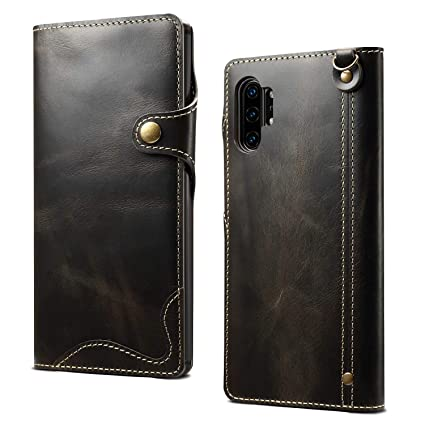 Amazon.com: AIFENG - Funda de piel para Galaxy Note 10 Plus ...