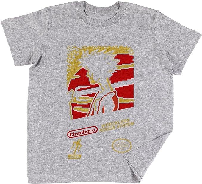 Samurai Hip Hop Niños Chicos Chicas Unisexo Camiseta Gris  Amazon.es  Ropa  y accesorios c0781c418ac