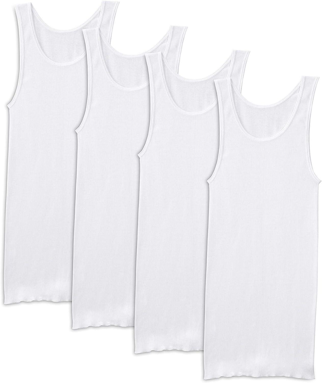Fruit of the Loom Men's Premium Tag-Free Cotton Underwear & Undershirts