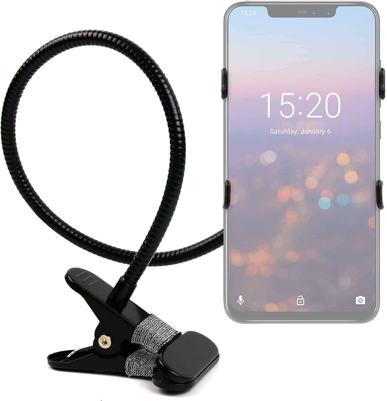DURAGADGET Soporte de Cuello de Cisne Smartphone UMIDIGI Z2, Cubot Power: Amazon.es: Electrónica