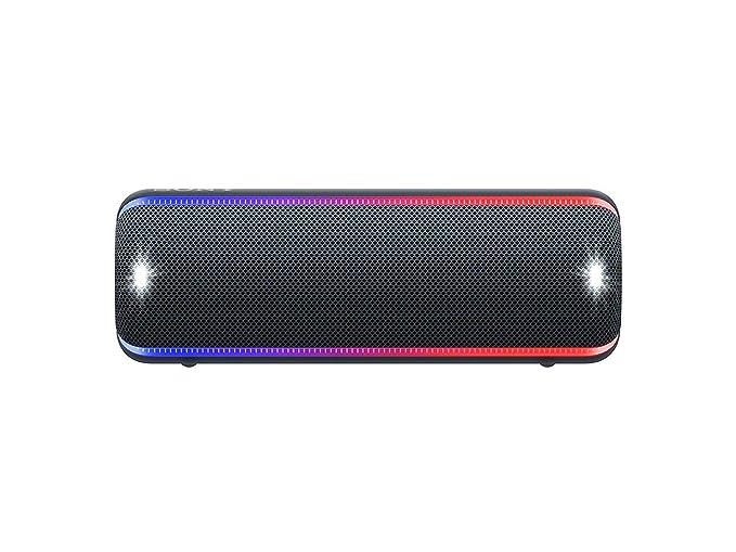Sony Srs Xb32 Extra Bass Portable Bluetooth Speaker, Black (Srs Xb32/B) by Sony