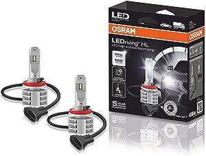 OSRAM H11 LED Bulbs 12V/24V PGJ19-2 LEDriving HL GEN2 Cool White 6000K (2 lamps) 67211CW