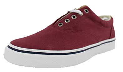 Sperry, Chaussures Bateau pour Homme Rouge Rouge - Rouge - Rouge, 42 ... 8cb7f261af70