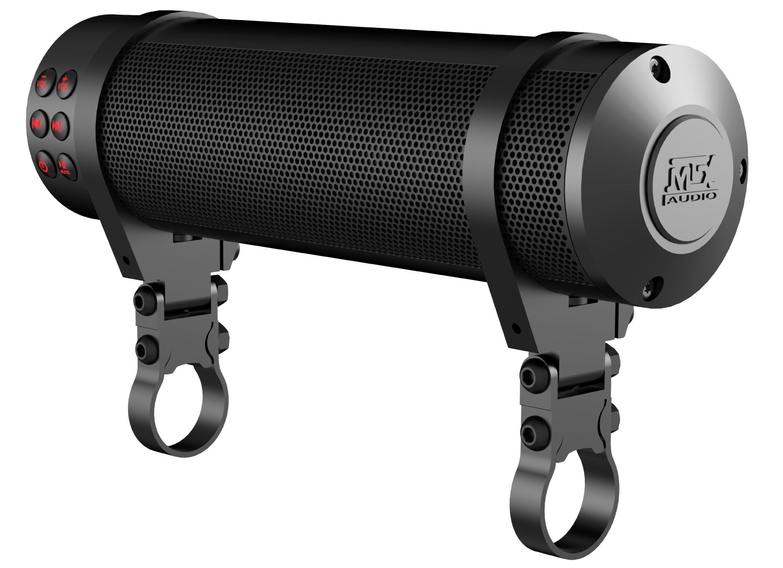 MTX MUDHSB-B Universal 6 Speaker All Weather Handlebar Sound System by MTX (Image #2)