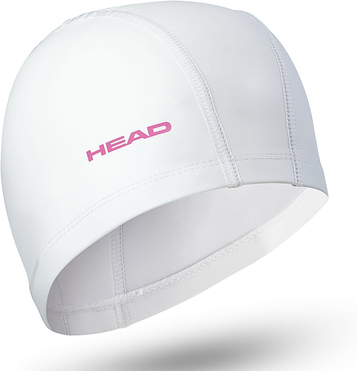 HEAD Nylon//Spandex Adult Swimming Cap