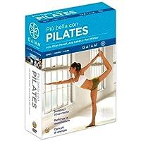 Piu' Bella Con Pilates (3 Dvd)