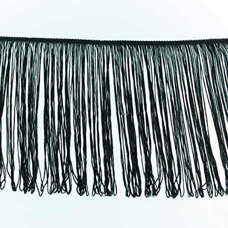 Loop Dress Fringe Trimming per 2 metres