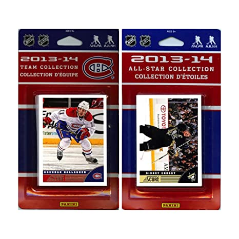 47d326004 Image Unavailable. Image not available for. Color  C I Collectables NHL  Montreal Canadiens Licensed 2013-14 ...