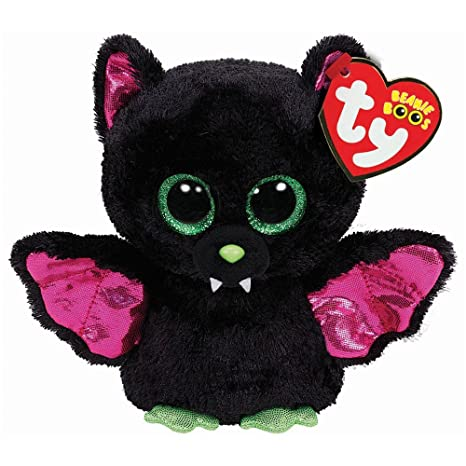 Image Unavailable. Image not available for. Color  TY Beanie Boo Plush -  Igor the Bat 15cm (Halloween Exclusive) 0c0132b7a4d9