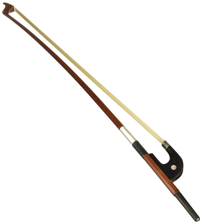 J. LaSalle LB-12BG Brazilwood Student Series Bass Bow - 4/4-3/4 Size Saga Musical Instruments