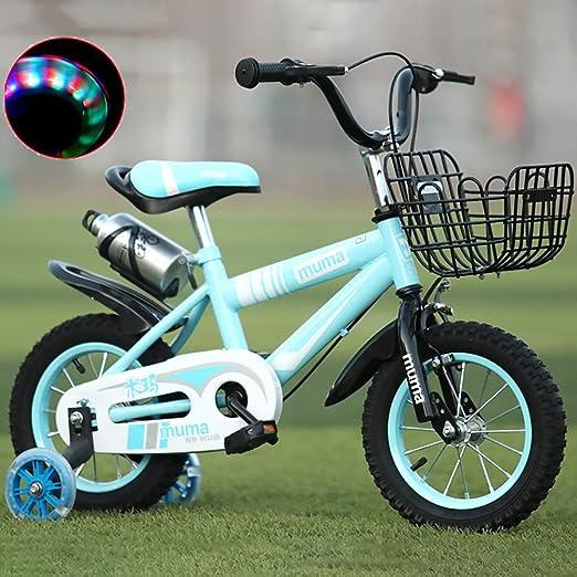 Z&D Bicicletas Para Niños, Juguetes De Bicicleta Con Marco De ...