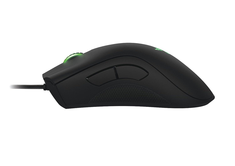 Souris Gaming Mouse Ergonomique RAZER DeathAdder Capteur Optique 4G 6.400 dpi