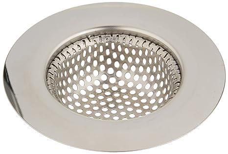 uxcell a15061000ux0678 cocina baño cuenca del metal drenaje pelo Residuos Filtro de malla Sink Colador