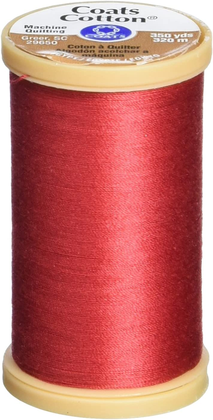 Chona Brown Coats Thread /& Zippers and Machine Quilting Cotton 350-Yard
