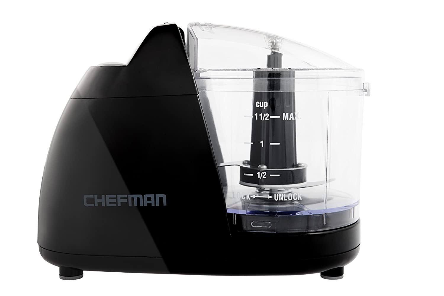 Chefman RJ12-V2 Food Chopper, Black
