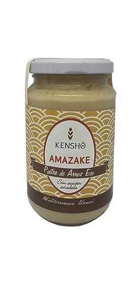 Kensho   Amazake Ecológico   Postre dulce de Arroz Ecológico   Fermentación Natural   Alimento Macrobiótico