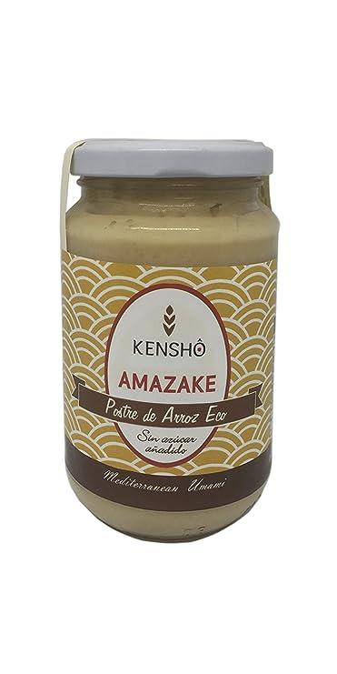 Kensho   Amazake Ecológico   Postre dulce de Arroz Ecológico   Fermentación Natural   Alimento Macrobiótico: Amazon.es: Alimentación y bebidas
