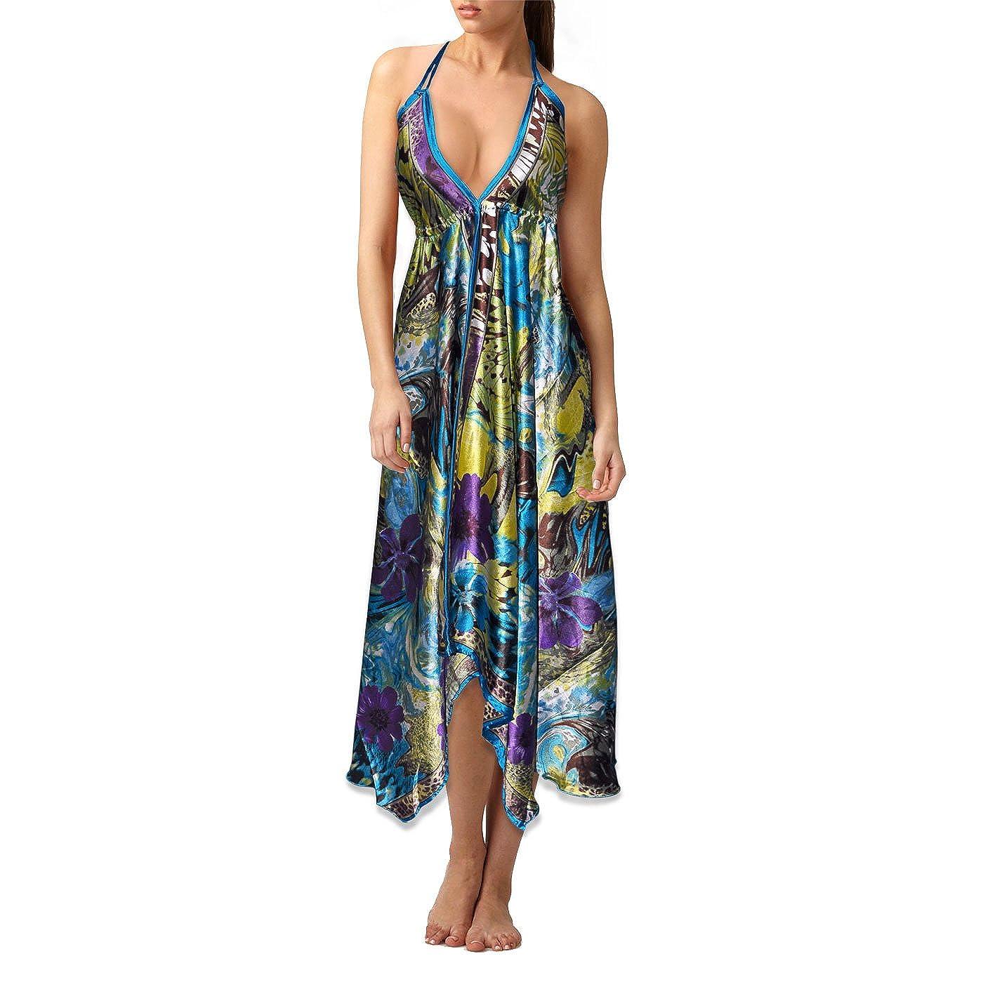 aa302aef1be Amazon.com  Beach Dresses for Girls Handkerchief Hem Clothing  Clothing
