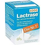 Lactrase 6000 Fcc capsules 60 pcs