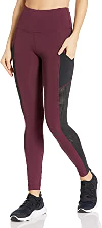 RVCA Womens T302VRAT Atomic Fitted Athlectic Legging Yoga Pants