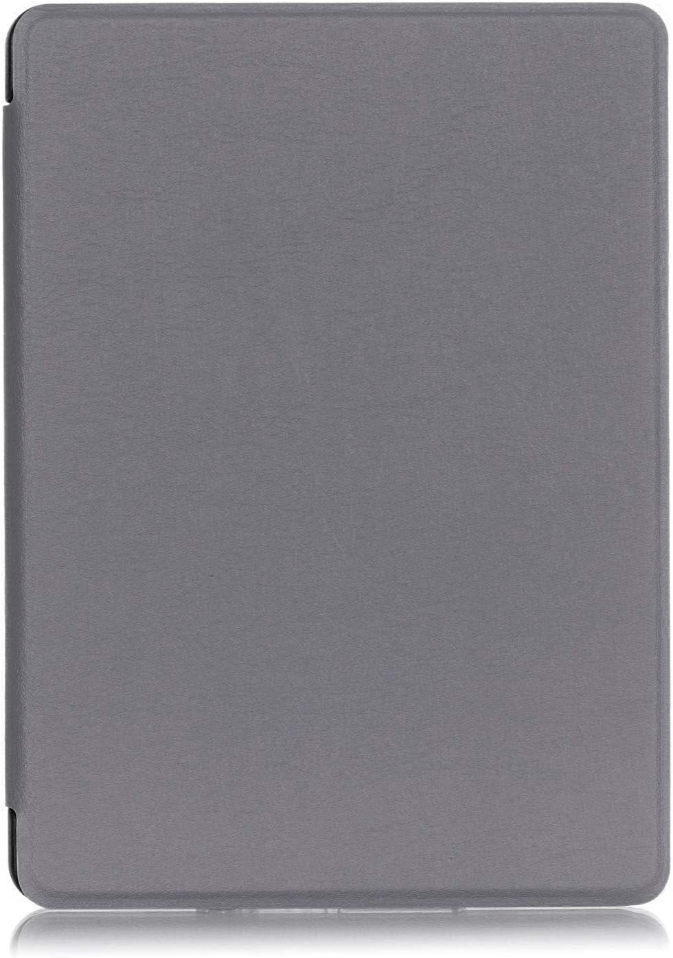 Komi Pu Leder Schutzhülle Kompatibel Mit Kindle Paperwhite 4 E Reader 10th Generation 2018 Version Ebook Schutz Cover Elektronik