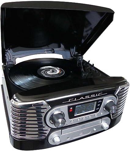FACOSELV2IP64 N td80nm + blis Amplificador Binaurale, Negro ...