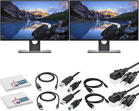 "Dell U2718Q 27/"" 16:9 UltraSharp 4K IPS LED Monitor"