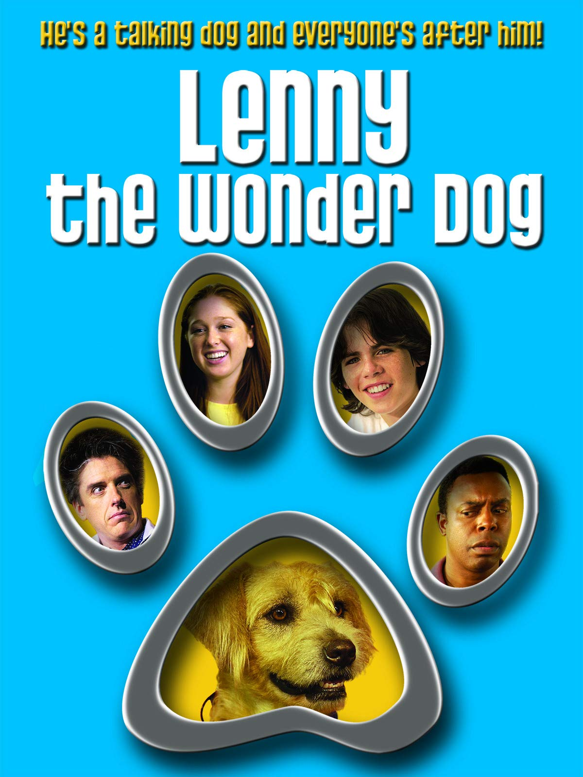 Lenny the Wonder Dog on Amazon Prime Video UK