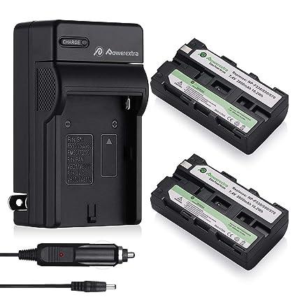 Amazon.com: Powerextra Batería de repuesto con cargador para ...