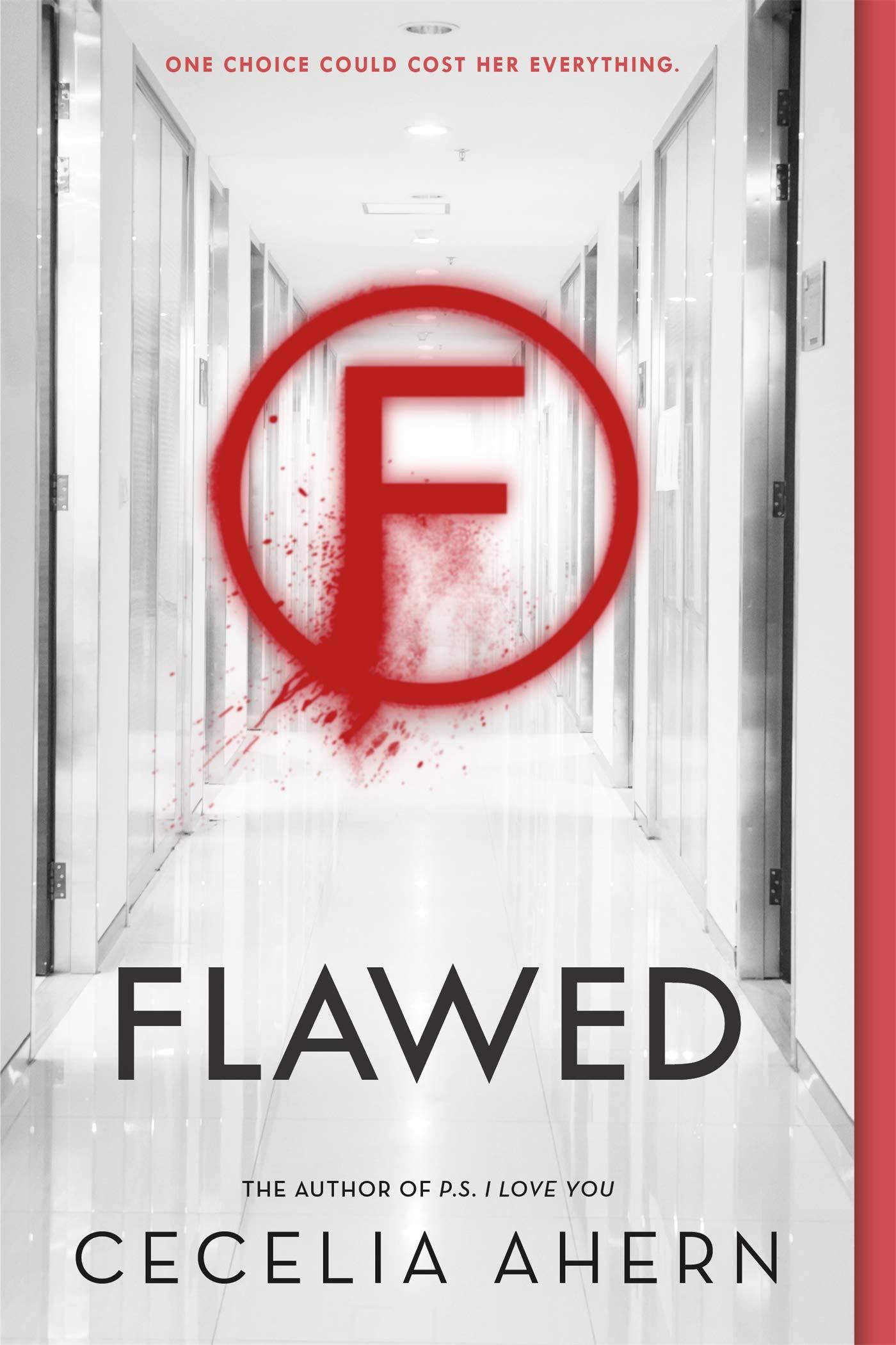 Flawed Novel Cecelia Ahern product image