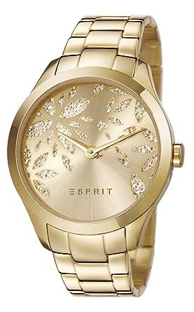 Esprit Damen Armbanduhr Woman Analog Quarz Es107282003 Amazonde Uhren