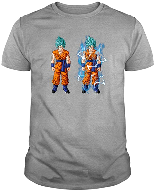 Camiseta de NIÑOS Dragon Ball Son Goku Anime Vegeta Piccolo Akira Toriyama 3-4 Años