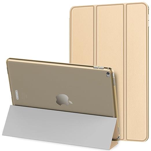 """9 opinioni per JETech 3150C-CS-IPAD-PRO-12.9-GD 12.9"""" Custodia a libro Oro custodia per tablet"""