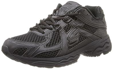 SPIRA Women's Scorpius Stability Running Shoe,Black/Black,8.5 ...