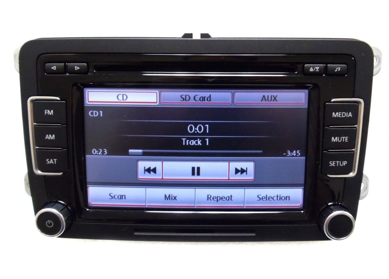711aw8ZO0BL._SL1280_ amazon com 07 13 vw touch screen radio cd golf jetta gti passat  at bayanpartner.co