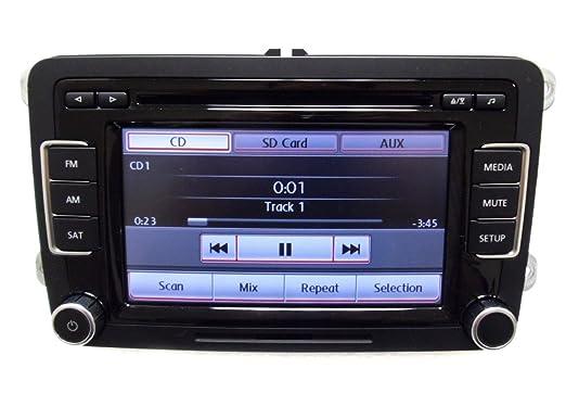 Amazon 0713 Vw Touch Screen Radio Cd Golf Jetta Gti Passat Rhamazon: Vw Touch Screen Radio At Gmaili.net