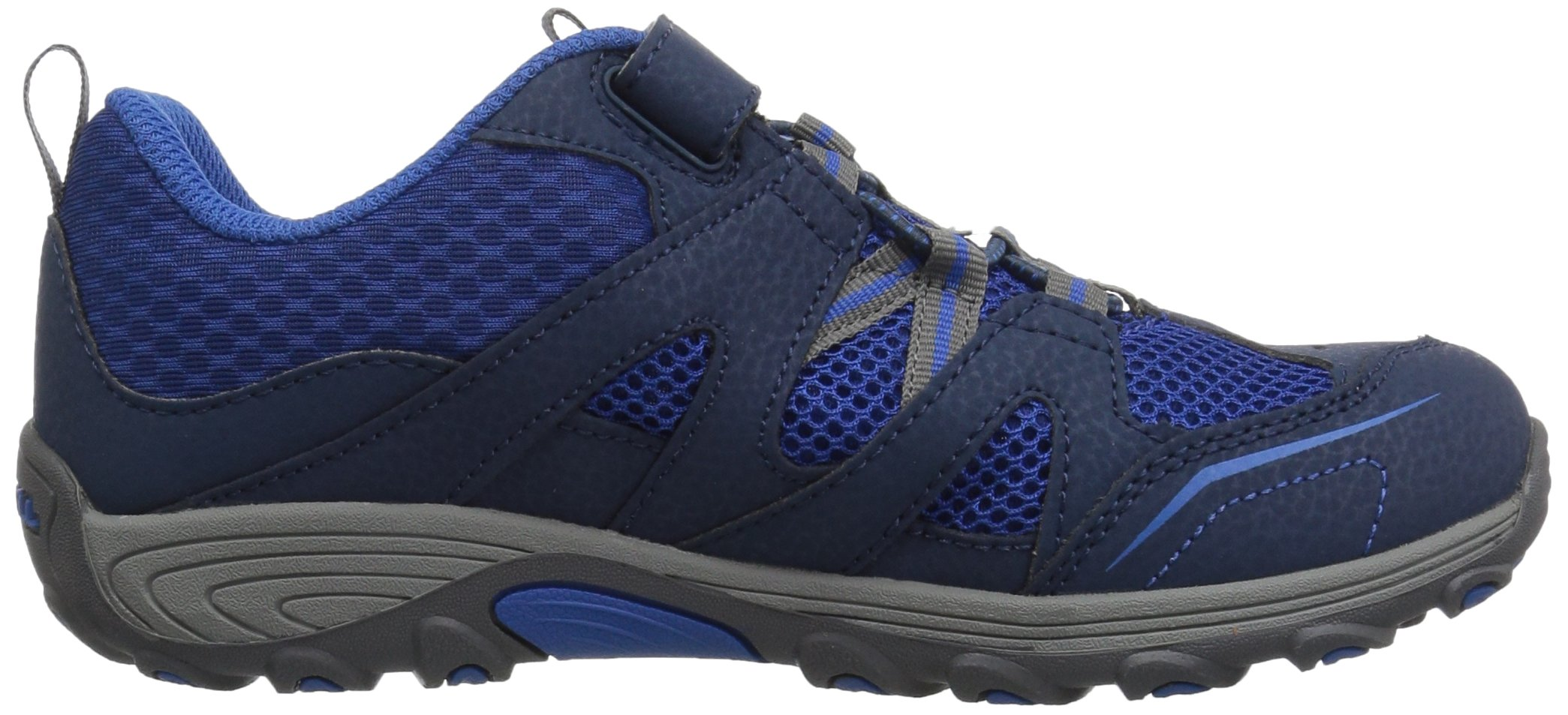 Merrell Trail Chaser Hiking Shoe, Navy, 4 M US Big Kid by Merrell (Image #7)