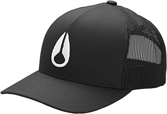 GORRA NIXON ICONED TRUCKER CHARCOAL/BLK U Negro: Amazon.es: Ropa y ...