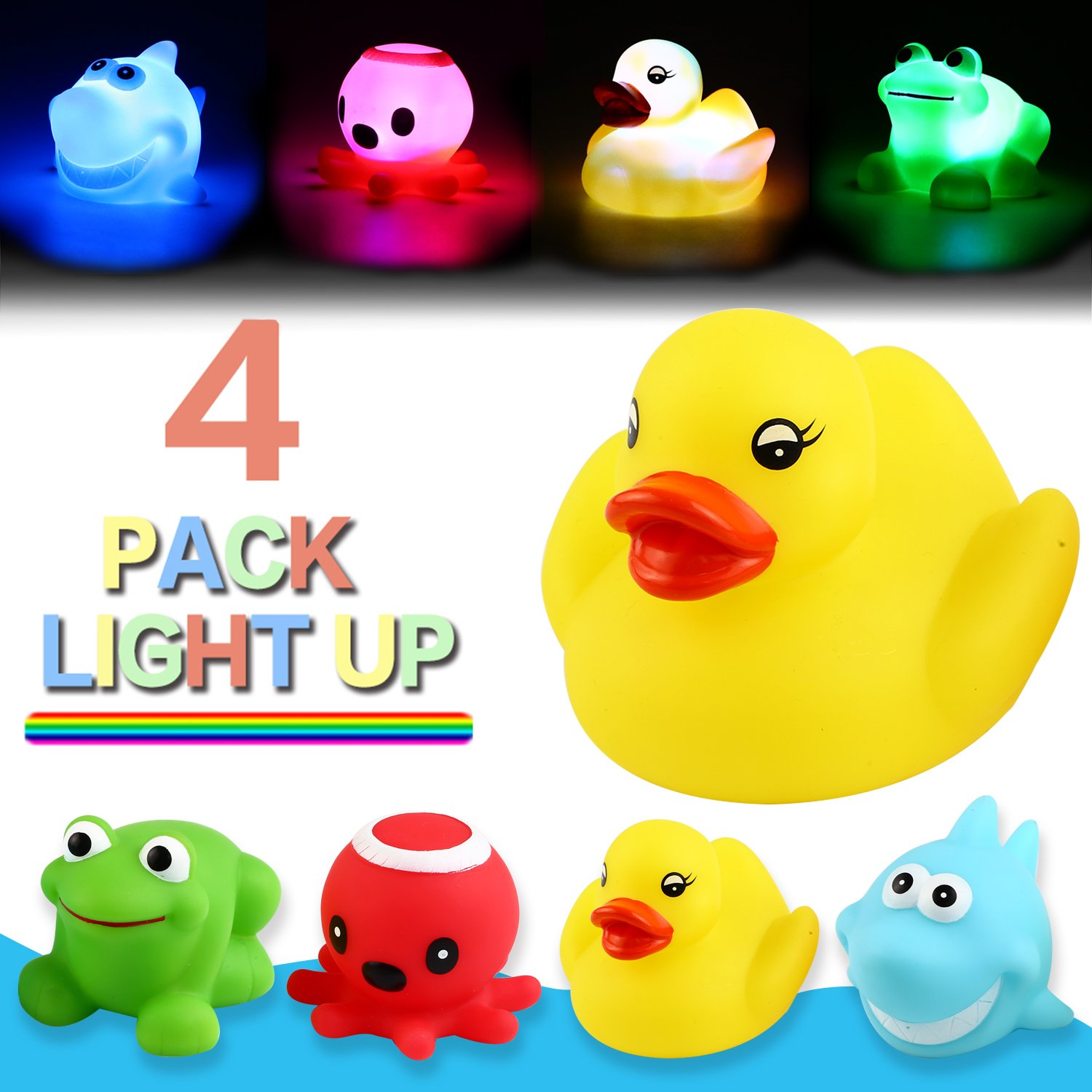 Best light up bath toys for toddlers | Amazon.com