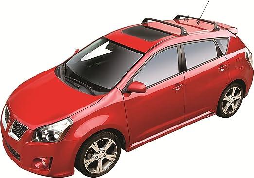 Amazon Com Rola 59721 Removable Anchor Point Xtreme Apx Series Roof Rack For Pontiac Vibe Toyota Matrix Automotive