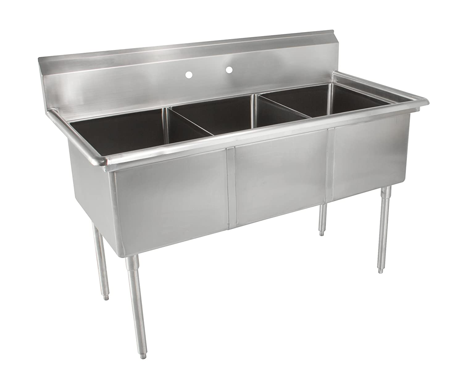 John Boos E Series Stainless Steel Sink.