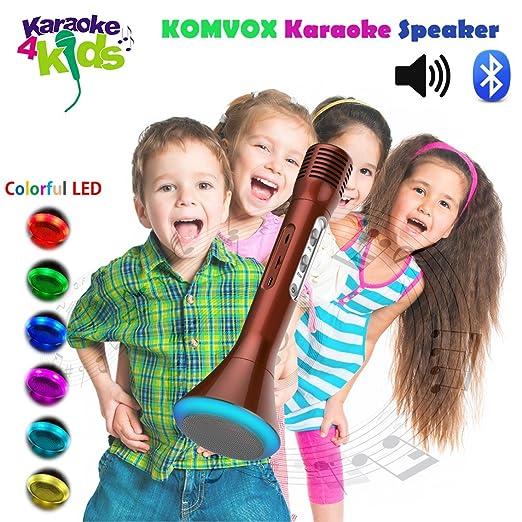 5 opinioni per Microfono Palmare Wireless Microfono Karaoke Giocatore Freddo 2017 Giocattoli