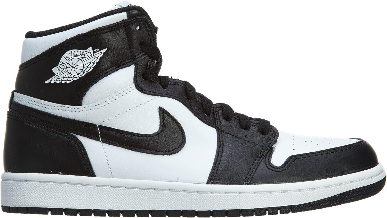 Residuos rehén pobreza  Nike Air Jordan 1 Retro High OG -555088-010, Negro/Blanco Negro, 8.5 M US:  Amazon.com.mx: Ropa, Zapatos y Accesorios