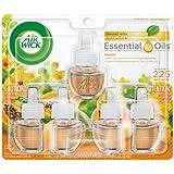 Air Wick Scented Oil 5 Refills, Hawaii, (5X0.67oz), Air Freshener