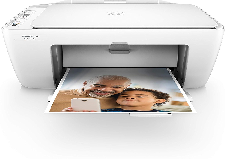 Amazon.com: HP – Deskjet 2624 Wireless All-in-One Instant ...