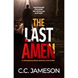 The Last Amen: A Contemporary Female Detective Crime Thriller (Detective Kate Murphy Mystery)