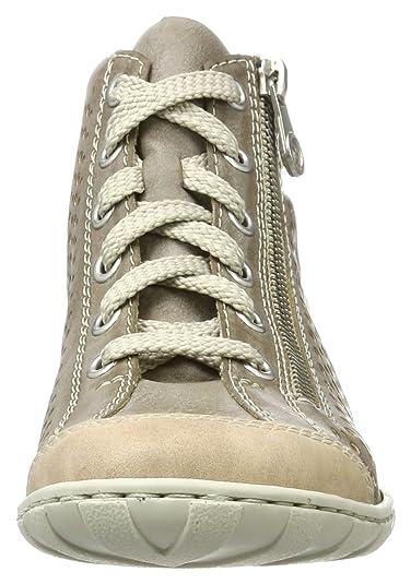 Cheap For Cheap Womens M3727 High Top Sneaker Rieker Discounts Websites For Sale p5ipKHMw3D